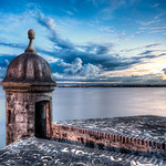 La Garita del Morro - (Viejo (0ld) San Juan, Puerto Rico)