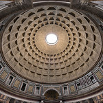 The Timeless Pantheon. A true marvel of ancient Roman Engineering.