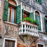 Test Of Time - Venice Italy