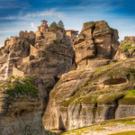 Meteora - Twin Monasteries - (Greece)