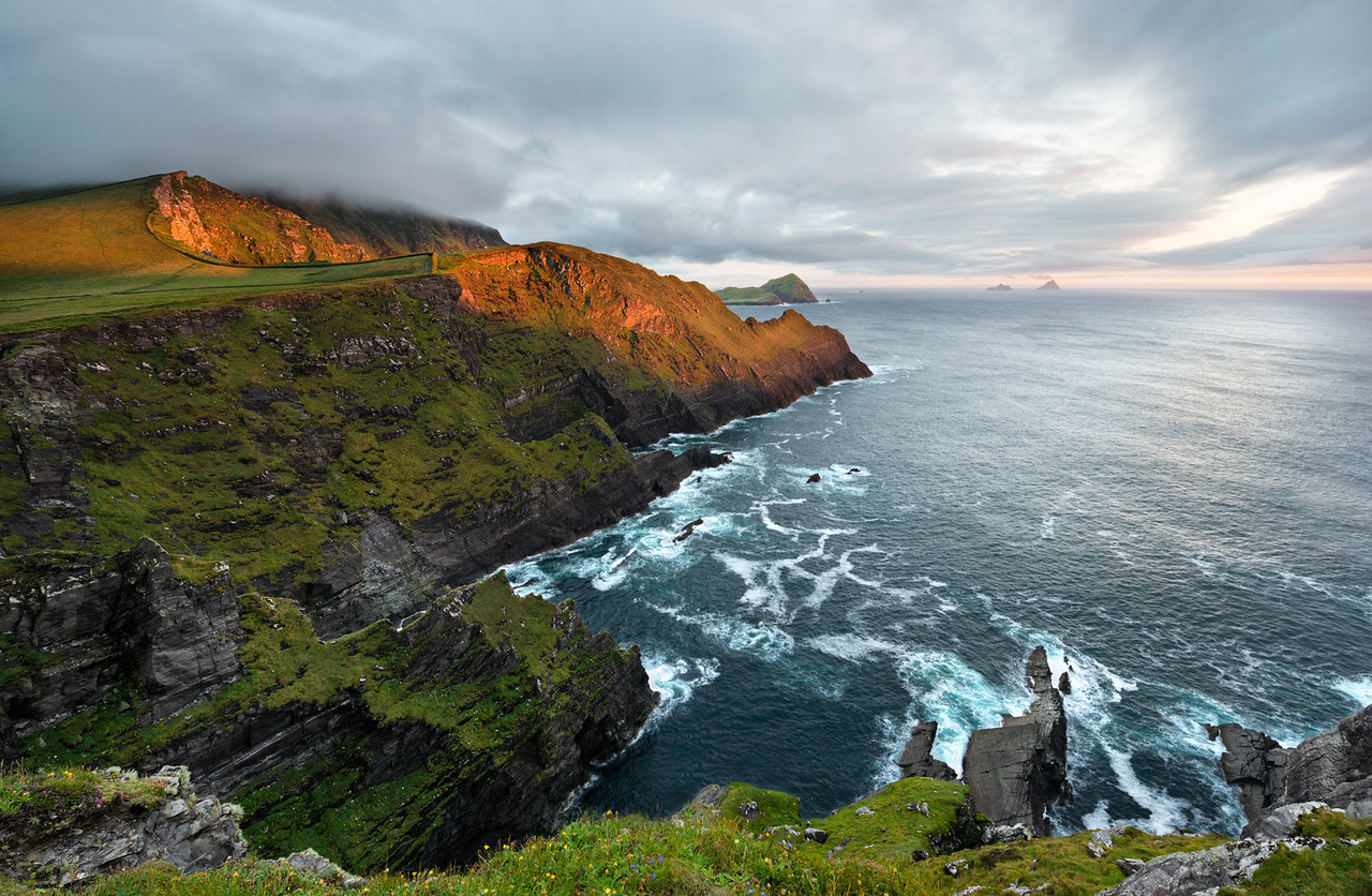 Irish Dreams - The Kerry Coastline - Ireland