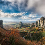 The Valley of Fog - Meteora Greece
