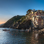 The Beauty Of Surrender - Riomaggiore Italy
