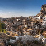 Discovering Ortahisar - (Capadoccia, Turkey)