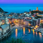 The Beautiful Vernazza - (Cinque Terre, Italy)
