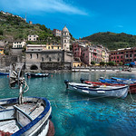 Summer&#039;s Heart - (Vernazza, Cinque Terre, Italy)