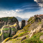 Meteora, The Valley of Light - Greece