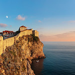 The timeless fortress city of Dubrovnik; the pearl of the Adriatic Sea.