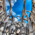The Convent - Ruínas do Carmo - (Lisbon, Portugal)