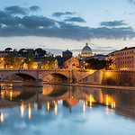 Rome By Night - Italy