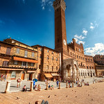 Sunny Siena - (Siena, Italy)