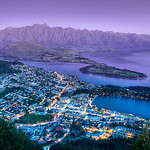The Queenstown Lookout - (New Zealand)