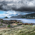 The Approaching Storm - (Wellington, New Zealand)