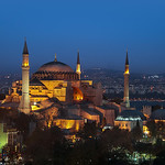 Hagia Sophia - (Istanbul, Turkey)
