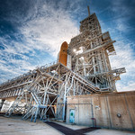 The Shuttle Pad - (NASA, Cape Canaveral)