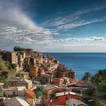 Village By The Sea - (Manarola, Italy)